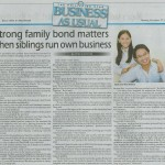The Philippine Star Features the Atilano Siblings About Family and Business